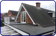 Rubber Roofs Warwick - 1 Piece Rubber Roof Installers Warwick